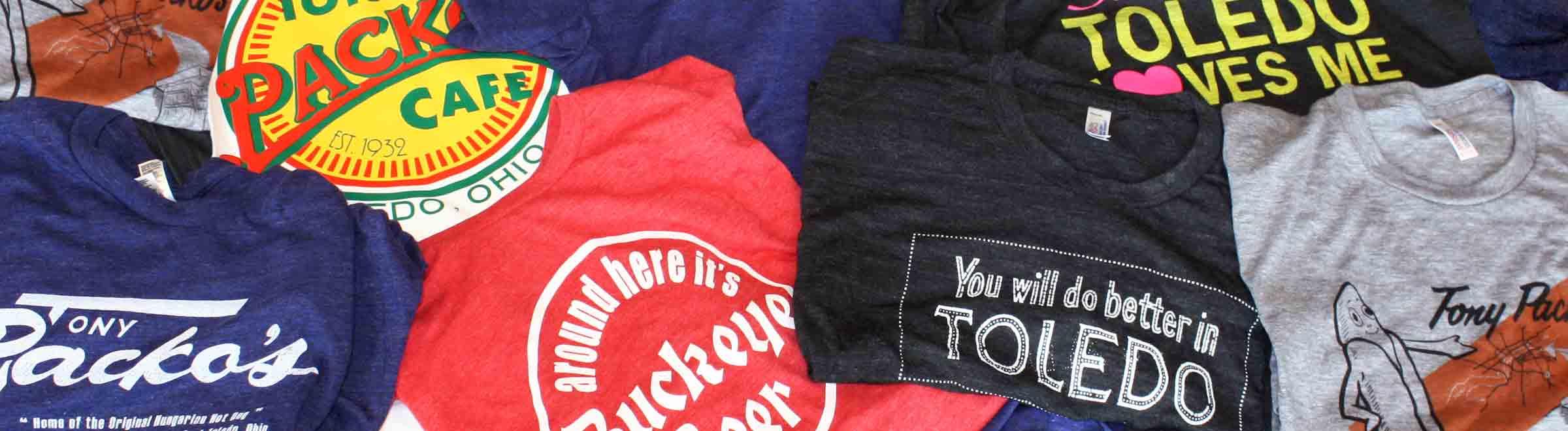 Packo toledo shirts tony packo 39 s for You will do better in toledo shirt
