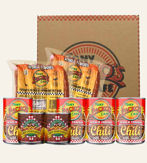 Hot Dog and Chili Meal Pack Photo