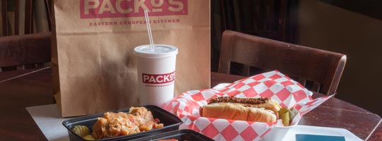 Packo's To Go Cup