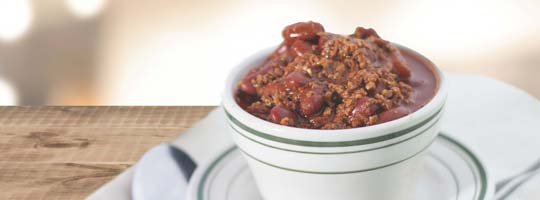 Packo's World Famous Chili